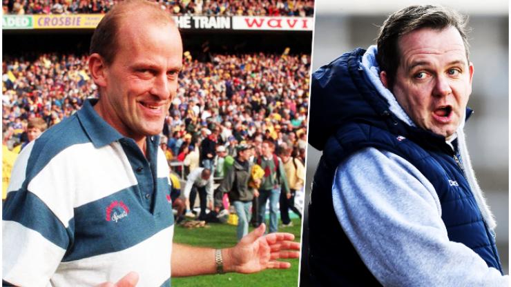 Fitzgerald and Loughnane masters of the psychological game