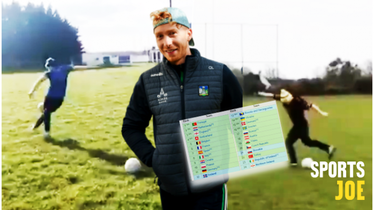 Ranking the most audacious and ridiculous skills pulled off by Irish sports stars