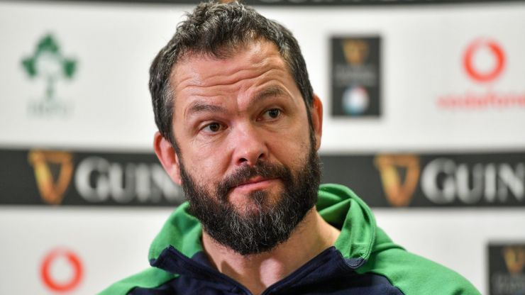 """""""There's bigger things than finishing the Six Nations"""" - Farrell"""
