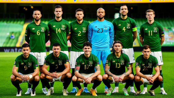 Player ratings for Ireland after James McClean sees red in Wales draw