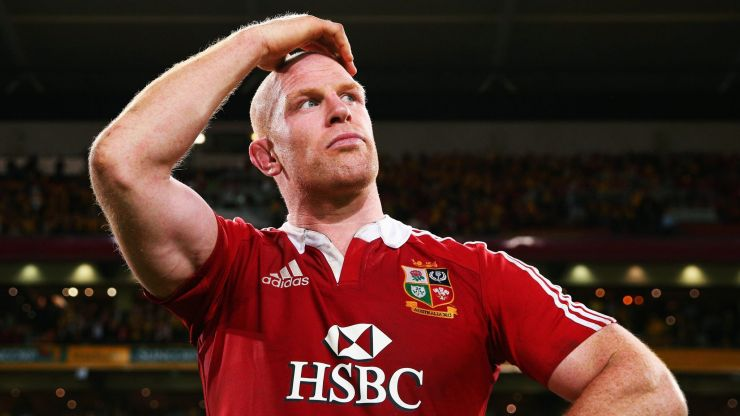 Paul O'Connell names four Irish certainties for Lions, and one bolter
