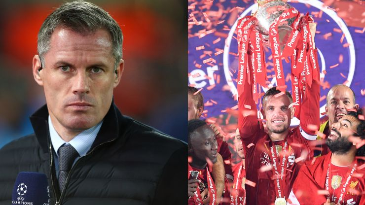 Jamie Carragher makes feelings clear on new European Super League