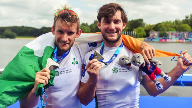 """""""They were like rock stars to us"""" - Gary and Paul O'Donovan on their childhood heroes"""