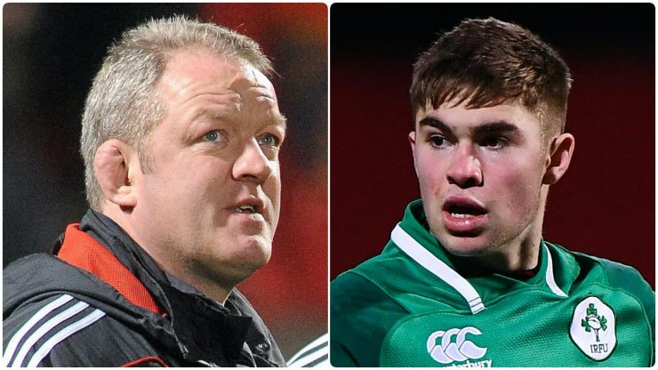 """""""A lot of these Munster lads are from GAA backgrounds - that's the way forward"""""""