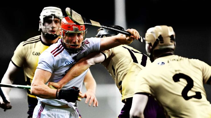 No messing, no moaning... Conor Whelan just shuts up and plays