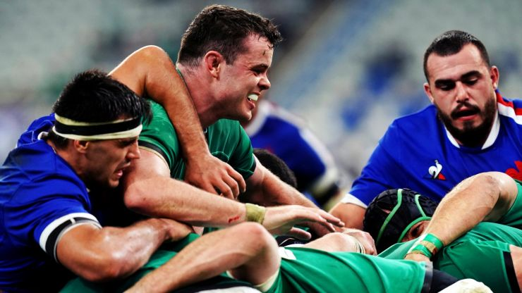 James Ryan leaves his heart and soul in Paris, but all in pitiless vain