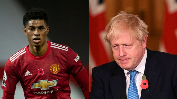 Marcus Rashford campaign forces government into another free school meals U-Turn