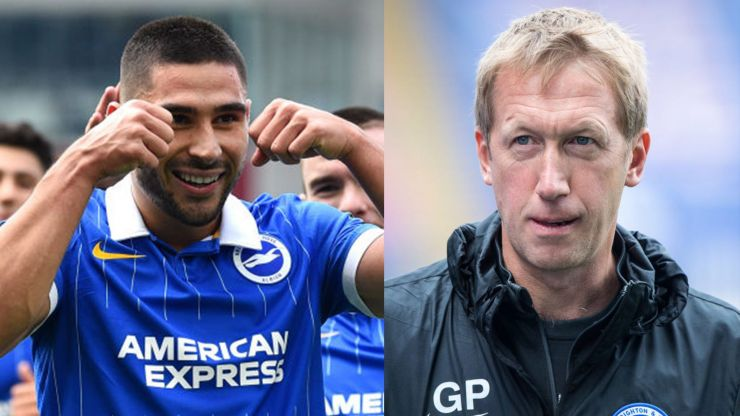 Brighton axed Neal Maupay over 'inflated ego'