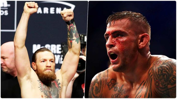 Conor McGregor to return from retirement once more as Poirier fight confirmed