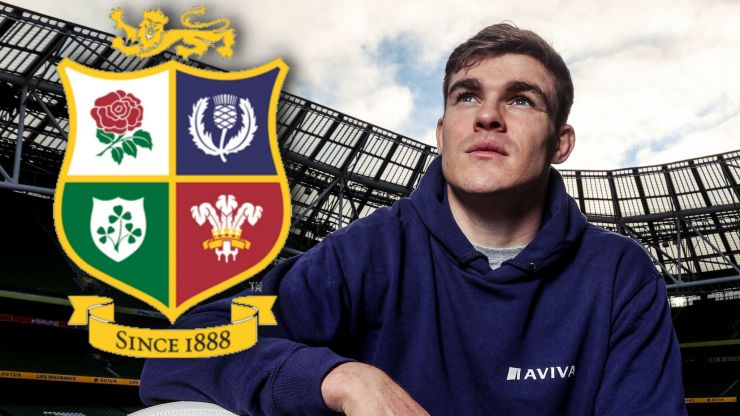 """""""To get the opportunity to be part of the Lions would be special"""" - Garry Ringrose"""