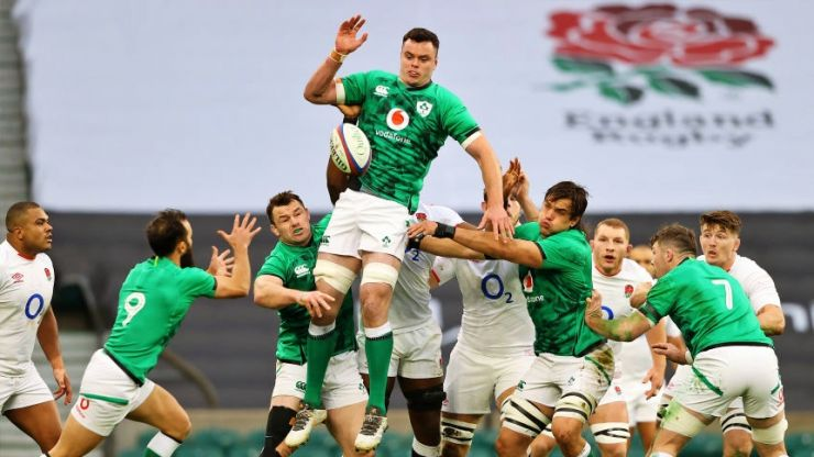 Only one fresh face as Ireland make squad announcement