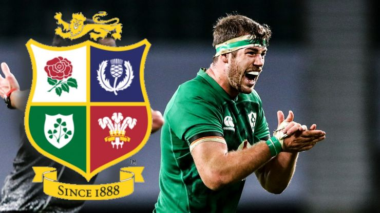 Caelan Doris backed for Lions despite England's expected Test XV domination