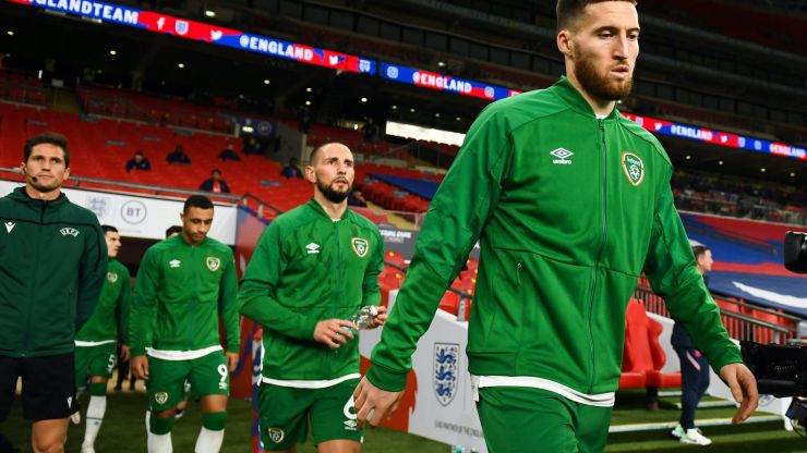 "FAI investigating Ireland England video as ""a matter of urgency"""