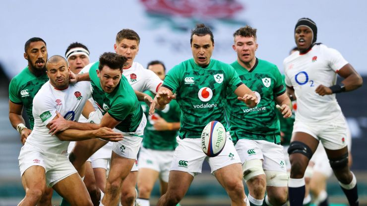 Full player ratings as Ireland left battered and bruised by England