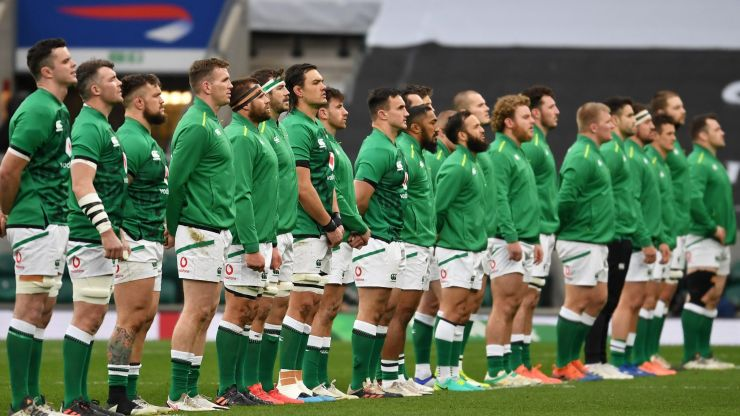 Much-changed Ireland team we'd like to see start against Georgia