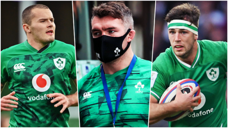 Ranking Ireland's top performers from their six-Test stretch