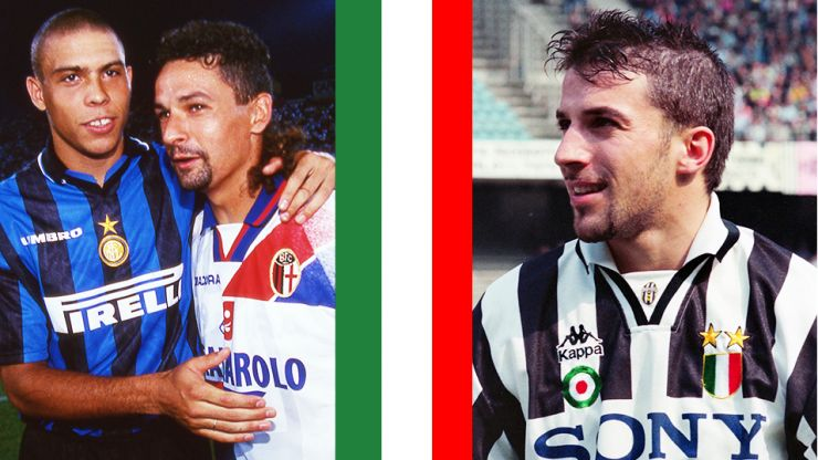 QUIZ: Can you name all 50 of these Football Italia era players?
