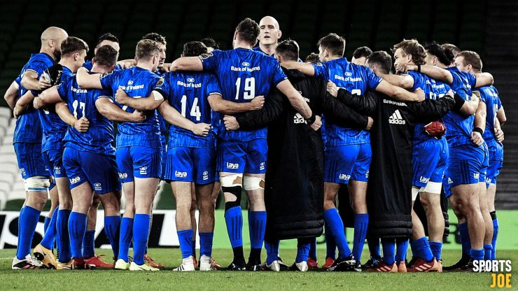 Leinster without several senior stars for Connacht after positive Covid-19 tests confirmed