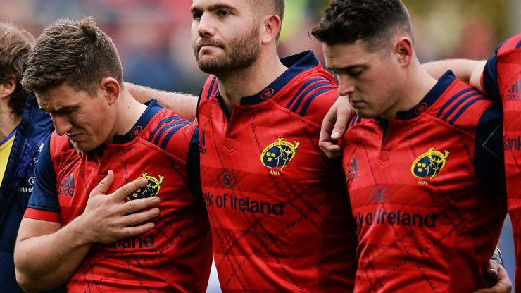 """""""It's a jersey that I'd never swap or give away for no amount of money"""" - Ian Keatley"""