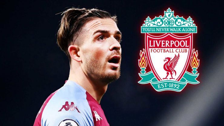 Liverpool join race to sign Jack Grealish in January