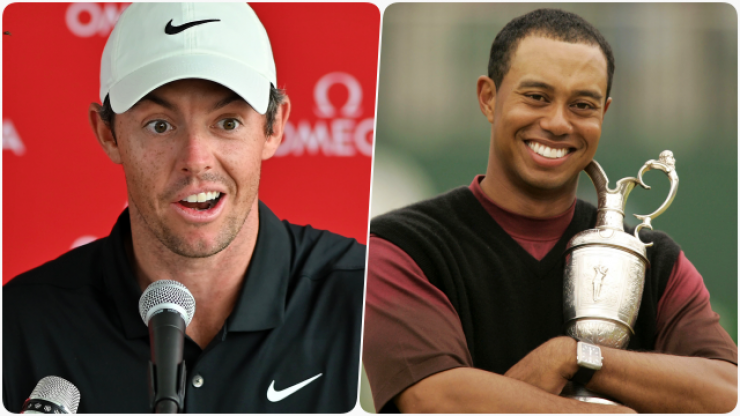 How a trip to Tiger Woods' trophy room taught Rory McIlroy what's what