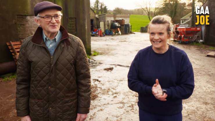 How a life on the farm inspired one of the greatest ladies GAA players of all-time