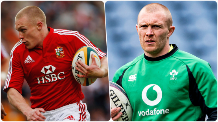 Keith Earls' Lions chances strengthened as Gatland looks at versatile players