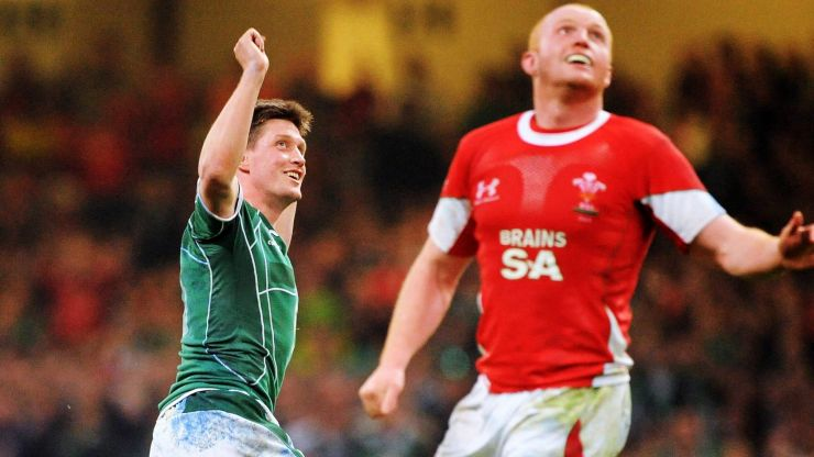 Ireland's 2009 Grand Slam stars recall closest call in our rugby history