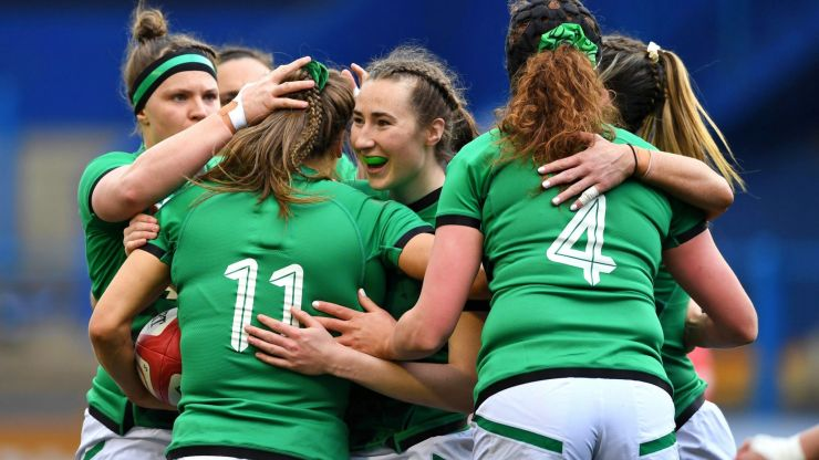 Full player ratings as Ireland dismantle Wales in Six Nations opener