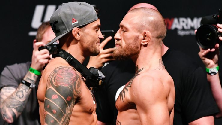 McGregor and Poirier relationship turns sour over $500,000 donation