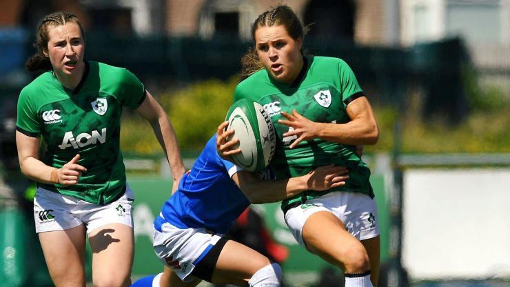 Full Ireland ratings as Murphy-Crowe and Flood make the difference