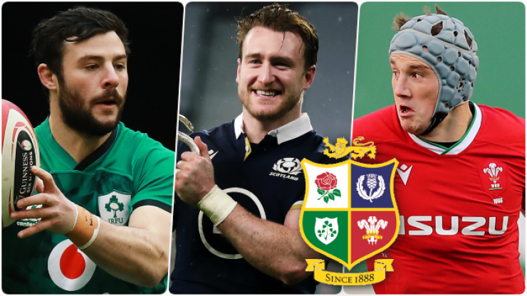 All 22 players that are nailed-on for the British & Irish Lions squad