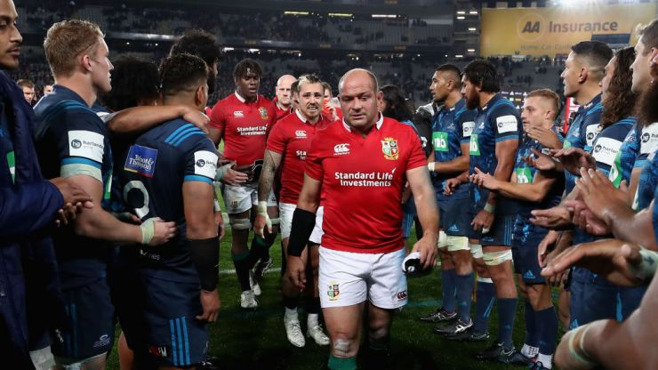 """""""It's going to be the biggest thing in this person's life, ever"""" - Rory Best reveals his Lions captain pick"""