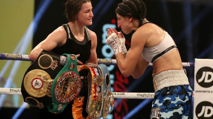 Why female boxers everywhere should be thanking Katie Taylor