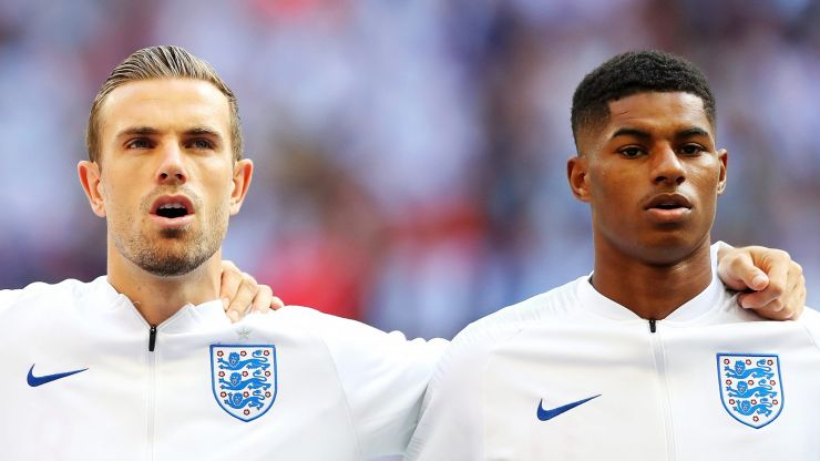 Jordan Henderson and Marcus Rashford stepping up players' Super League response