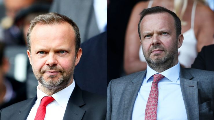 Ed Woodward leaving Man United as Super League implodes