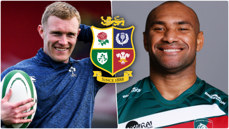 Keith Earls backed for Lions XV by one of the best in the game