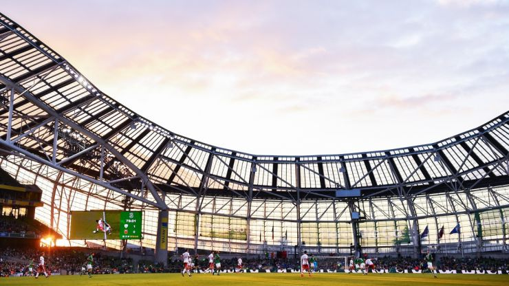 Dublin to lose its Euro 2020 games as Wembley gains after Super League stance