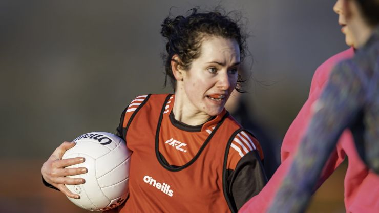 When everyone else is busy complaining - Derry Captain Grace Conway is a rare voice of positivity in the GAA