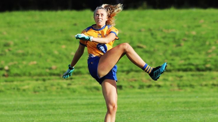 """""""He would be proud of me now playing for Clare. That's what keeps me going"""""""