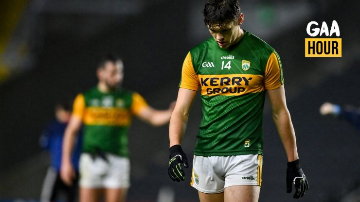 """""""The lads couldn't believe how defensive they were"""" - Why Kerry have to change the way they play this year"""