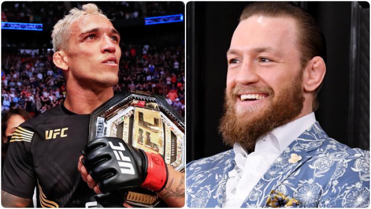 Conor McGregor sends message to new UFC lightweight champion