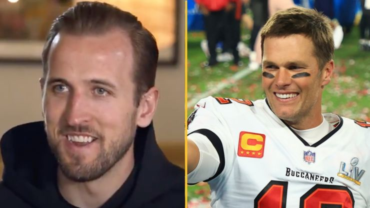 Harry Kane reveals dreams to play in the NFL after football