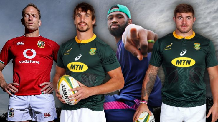 """South Africa backed to bully """"bang average"""" Lions squad"""