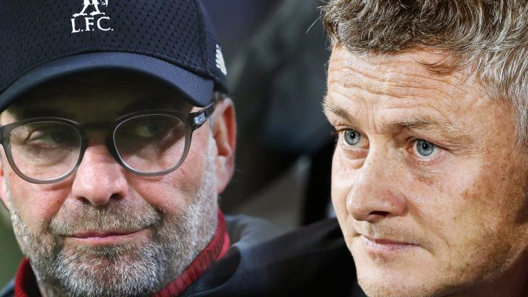 Jürgen Klopp defends Solskjaer's team selection calls after United defeat