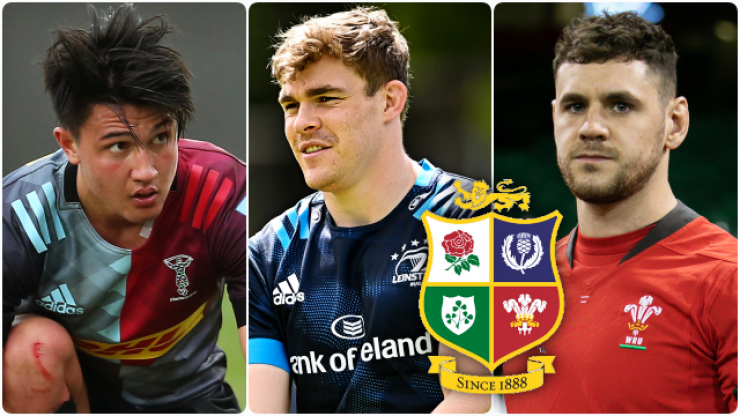 Names beginning to emerge from Lions stand-by list for South Africa