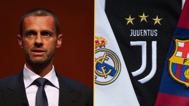 UEFA open disciplinary proceedings against teams involved in European Super League