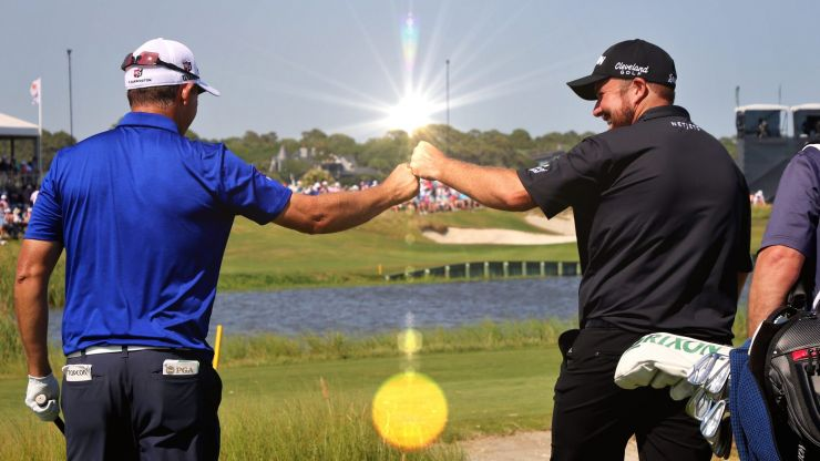 What Lowry and Harrington's super Sunday means in prize money, ranking and Ryder Cup points