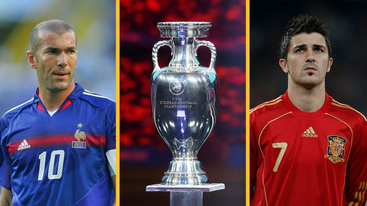 QUIZ: Name these 50 Euro Championship goalscorers
