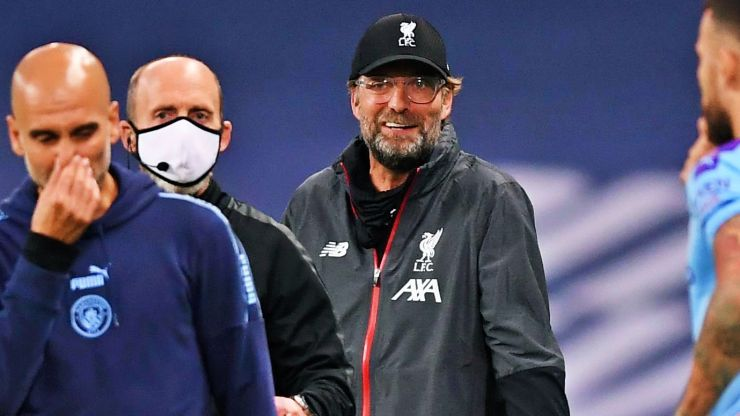 Jurgen Klopp's point about Man City exposes him to Liverpool's massive mistake